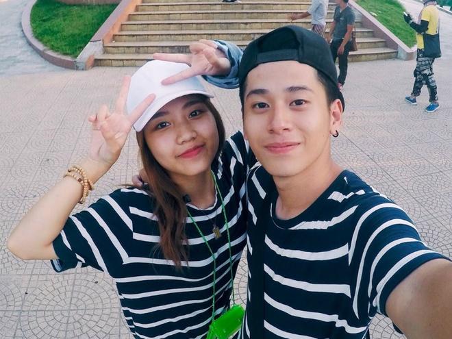 Miss Teen Trang Thien ke chuyen phuot cung ban trai hot boy hinh anh