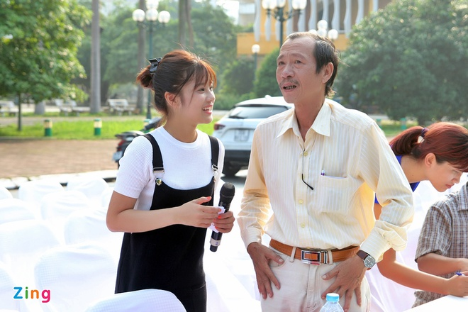 Mot ngay tro ve Ha Noi cua hot girl Hoang Yen Chibi hinh anh 2