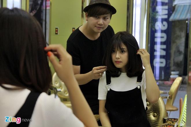 Mot ngay tro ve Ha Noi cua hot girl Hoang Yen Chibi hinh anh 5