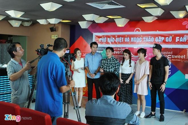 Pho Dac Biet, Ngoc Thao bat ngo tham gia '5S Online' hinh anh 2