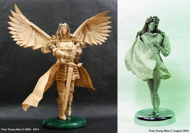 Thay giao Viet gap giay origami dep den tung chi tiet hinh anh 4