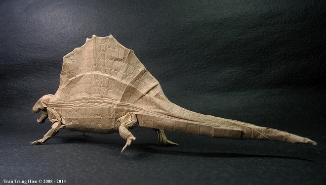 Thay giao Viet gap giay origami dep den tung chi tiet hinh anh 6