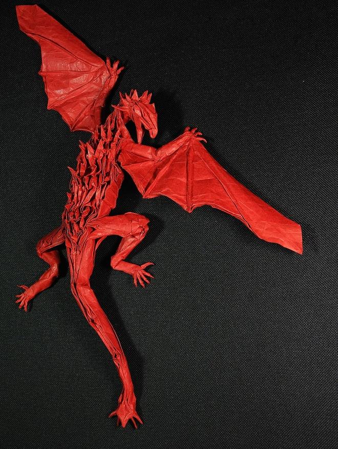 Thay giao Viet gap giay origami dep den tung chi tiet hinh anh 7