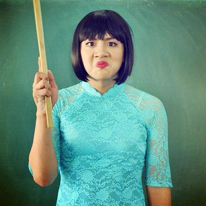 Cô giáo Khánh' nổi tiếng cộng đồng mạng - Gương mặt trẻ - ZINGNEWS.VN