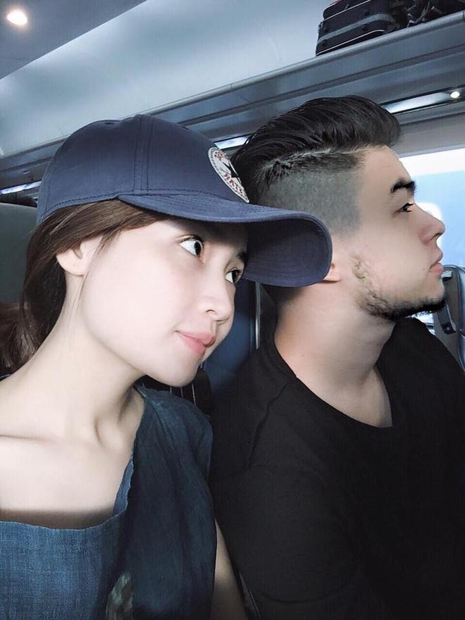 Daniel Hoàng và bạn gái Louis Hà thường kết hợp với nhau trong công việc, tạo thành cặp đôi ăn ý.