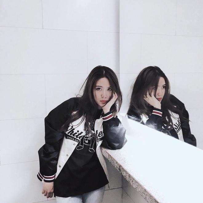 9X dung sau ve ngoai xinh dep cua hot girl Chi Pu hinh anh 3