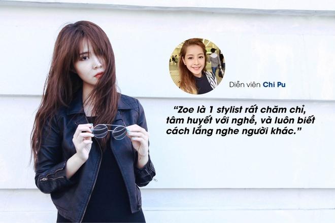 9X dung sau ve ngoai xinh dep cua hot girl Chi Pu hinh anh 1