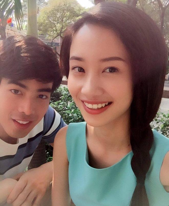 Hot girl Jun Vu va nhung lan hop tac voi ngoi sao Thai Lan hinh anh 3