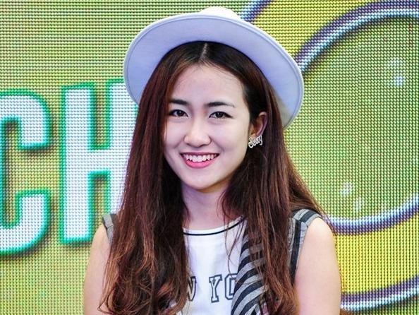 DJ Trang Moon lot top nhan vat duoc tim kiem nhieu nhat 2015 hinh anh