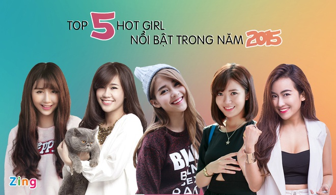 5 hot girl noi bat trong nam 2015 hinh anh 1