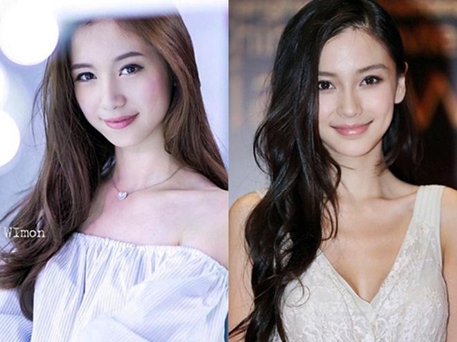 Hot girl Jun Vu: 'Toi khong giong Angelababy' hinh anh 2
