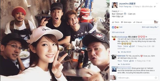 Hot girl tra sua Malaysia bat ngo den Sai Gon hinh anh 1