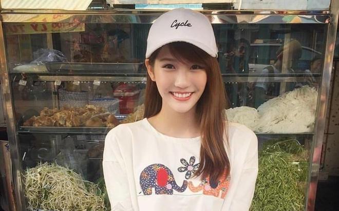 Hot girl tra sua Malaysia bat ngo den Sai Gon hinh anh