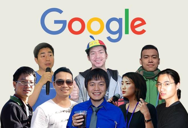 8 tai nang tre Viet Nam lam viec tai Google hinh anh