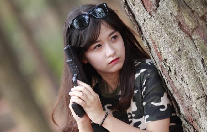 Anh ky yeu 'Hau due mat troi' cua teen Luong The Vinh hinh anh