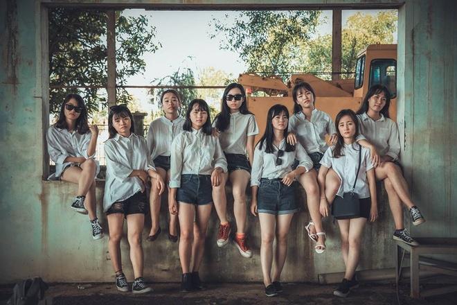 Teen Quang Binh chup ky yeu phien ban 'ong trum' hinh anh 11