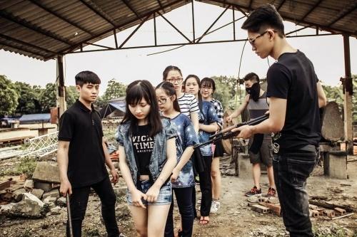 Teen Ninh Binh chup ky yeu 'Anh hung cuu my nhan' hinh anh 10