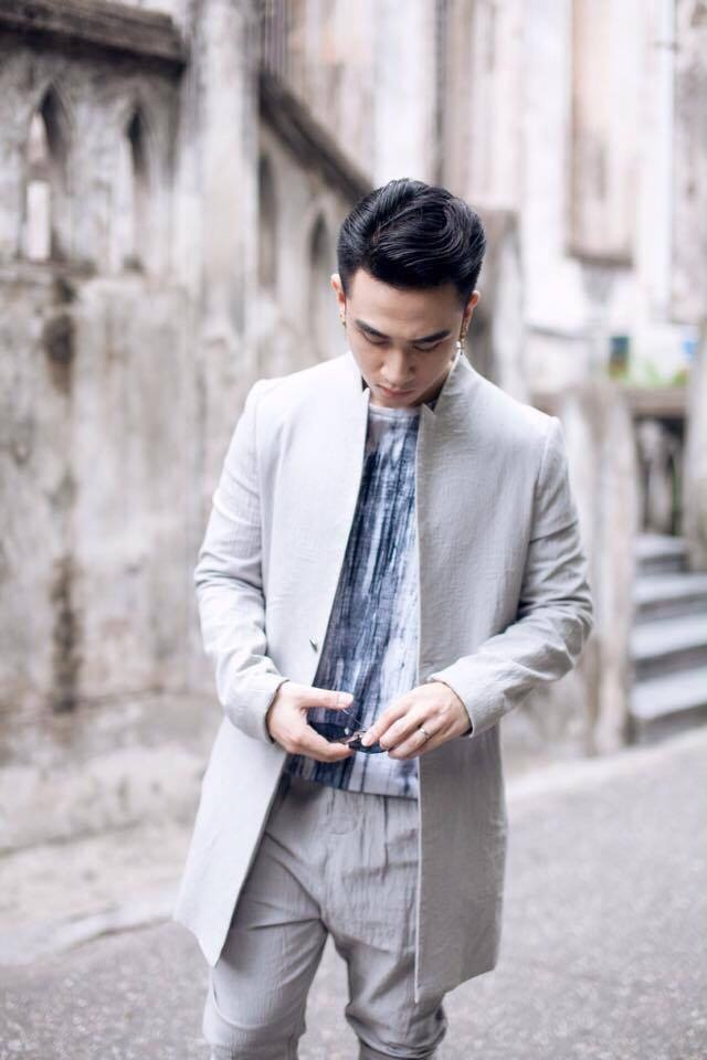Hot boy co giong hat gay tranh cai tai Vietnam Idol 2016 hinh anh 2