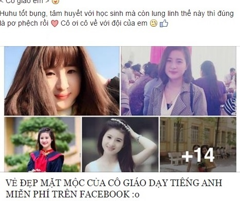 co giao day tieng anh mien phi tren mang anh 1