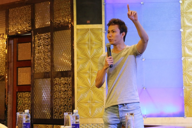 CEO Uber Viet: 'Toi tung la ke ngao man' hinh anh 2