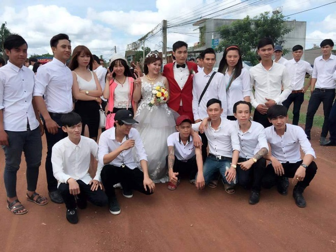 9X Binh Phuoc gay nao loan khi ruoc dau bang 90 xe Exciter hinh anh 2