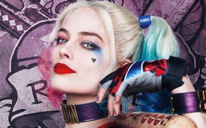 Nhan vat Harley Quinn trong phim 'Biet doi cam tu' hinh anh