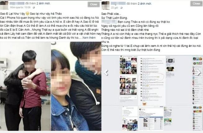 9X to ban gai doi chia tay vi khong dung iPhone hinh anh 1