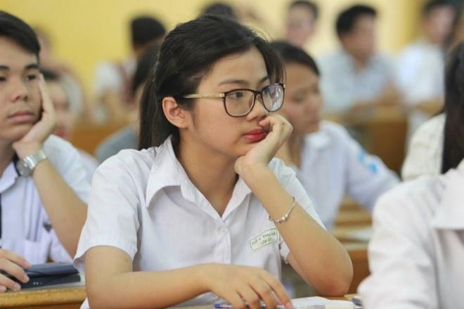 Phuong an thi 2017: Thay tro, phu huynh lo lang hinh anh