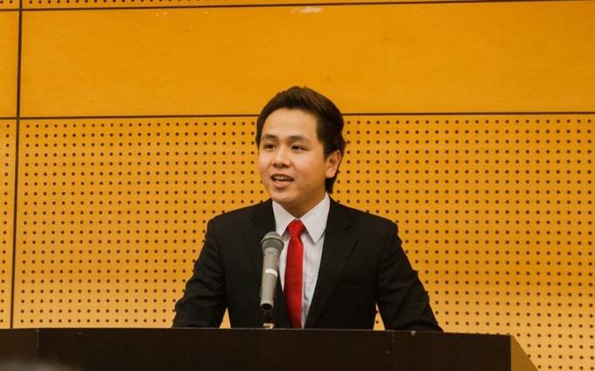 Chang trai chuyen Toan 8.0 IELTS chia se cach hoc tieng Anh hinh anh 1