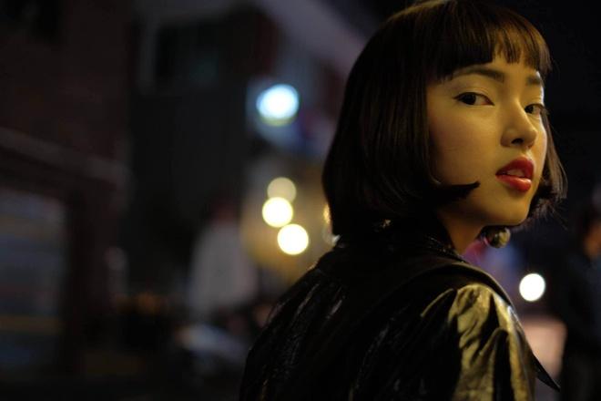 Hot girl Chau Bui va ban trai noi bat tai Han Quoc hinh anh 1