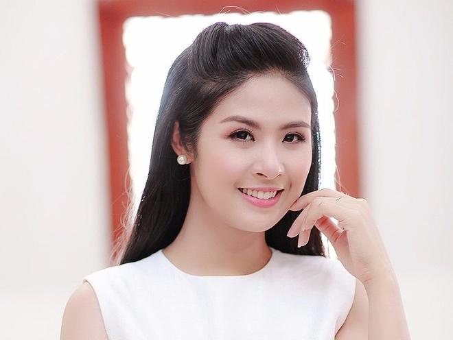 Hoa hau Dang Ngoc Han: Khong hi, no, ai, o tren the gioi ao hinh anh