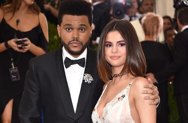 The Weeknd tro lai voi am nhac sau 5 thang chia tay Selena Gomez hinh anh