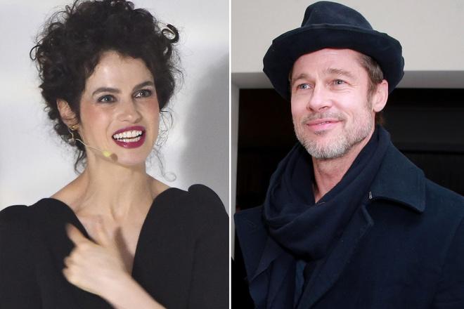 Brad Pitt hen ho hau ly hon Angelina Jolie anh 1