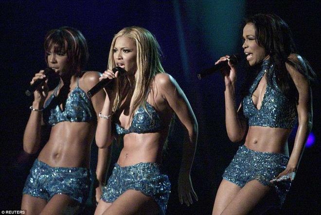 Beyonce tai ngo Destiny's Child sau 12 nam tan ra hinh anh 2
