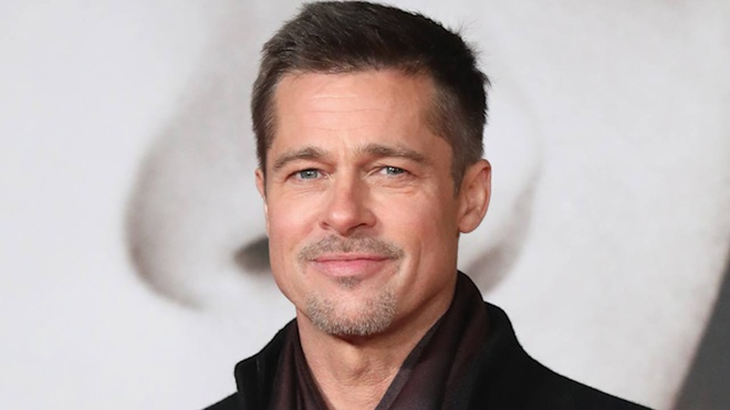 Brad Pitt cung loat sao Hollywood noi khong voi bia ruou hinh anh
