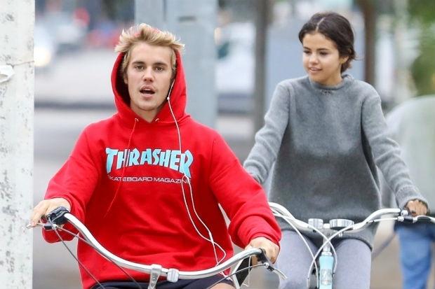 Selena Gomez hat ve tinh cu Justin Bieber trong ca khuc moi? hinh anh 2