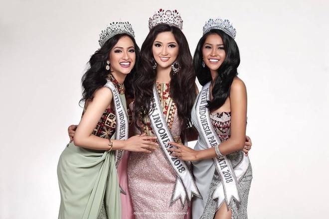 Hoa hau Hoan vu Indonesia 2018 co ve dep giong ca si Bich Phuong hinh anh 4