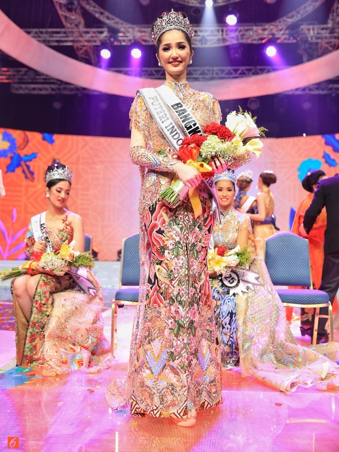 Hoa hau Hoan vu Indonesia 2018 co ve dep giong ca si Bich Phuong hinh anh 3