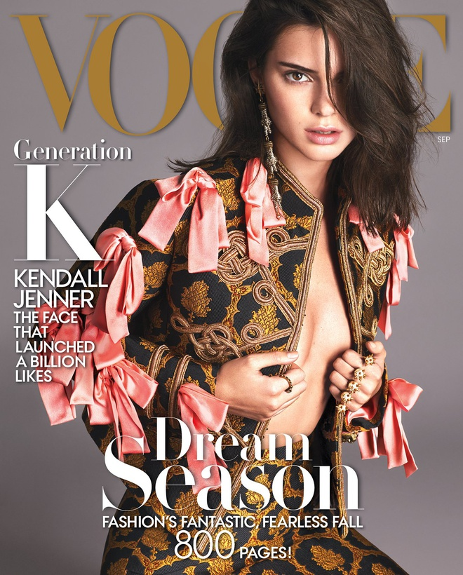 Kendall Jenner - 'Nu hoang quen noi y' moi cua Hollywood hinh anh 8