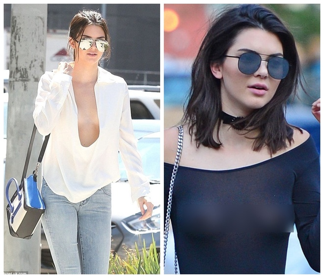 Kendall Jenner - 'Nu hoang quen noi y' moi cua Hollywood hinh anh 5