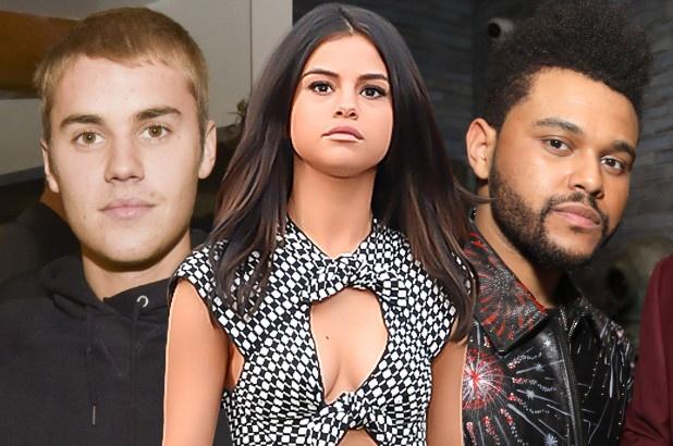 Selena Gomez soc vi The Weeknd va Bella Hadid tai hop hinh anh 2