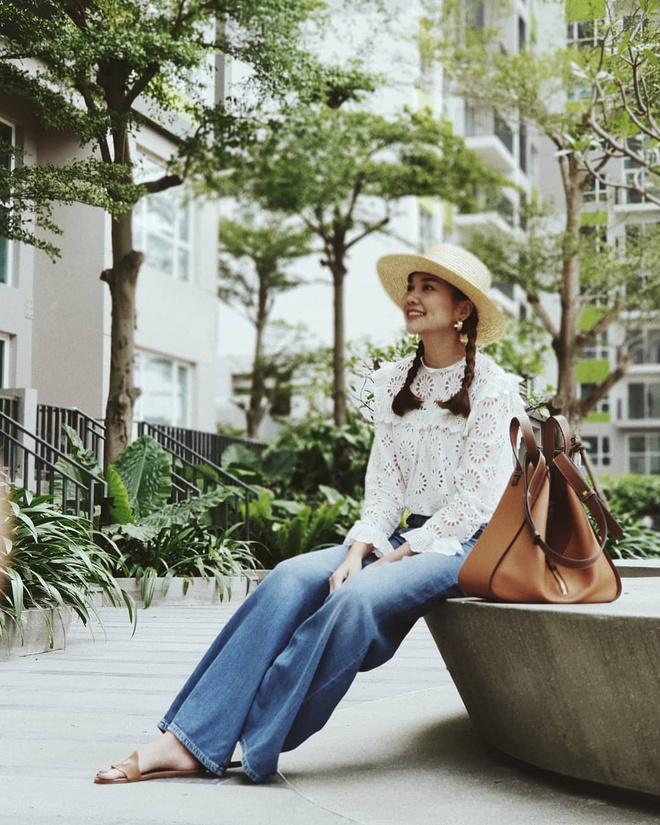 Street style sanh dieu cua huan luyen vien The Face 2018 hinh anh 3