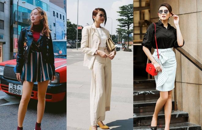 Street style sanh dieu cua huan luyen vien The Face 2018 hinh anh