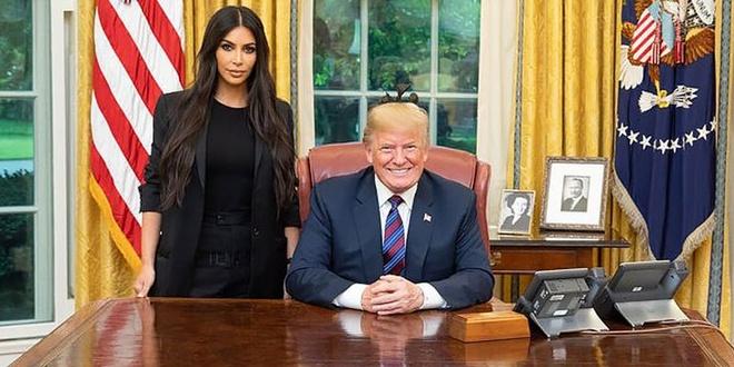 Kim Kardashian se theo duoi con duong chinh tri? hinh anh
