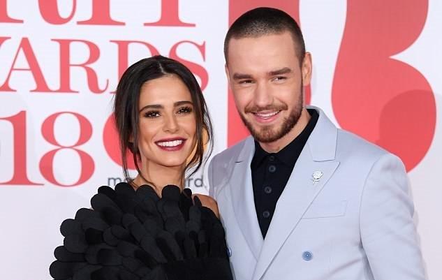 Cap co tro Cheryl Cole va Liam Payne (One Direction) xac nhan chia tay hinh anh