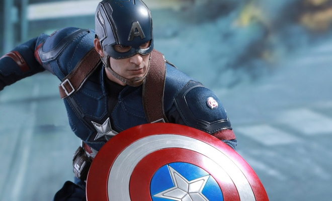 Chris Evans chuc mung sinh nhat thu 100 cua Captain America hinh anh