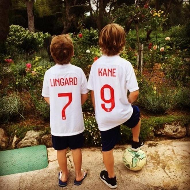 David Beckham buon ba truoc that bai cua tuyen Anh voi Croatia hinh anh 3