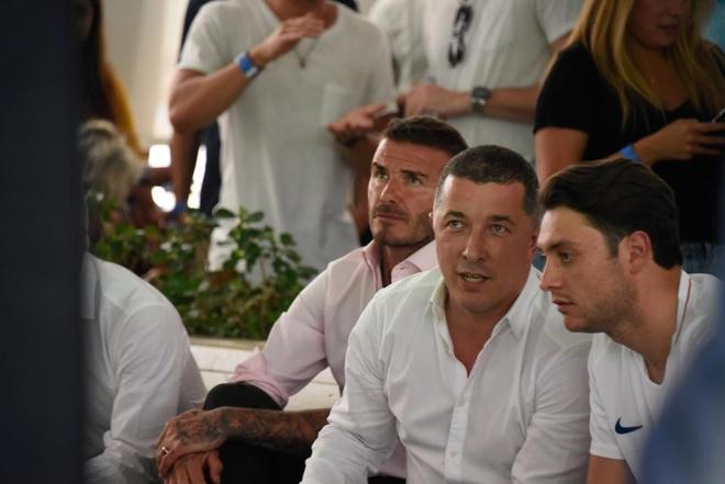 David Beckham buon ba truoc that bai cua tuyen Anh voi Croatia hinh anh 1