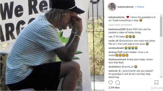 Justin Bieber cang thang sau khi ra mat gia dinh Hailey Baldwin hinh anh 2