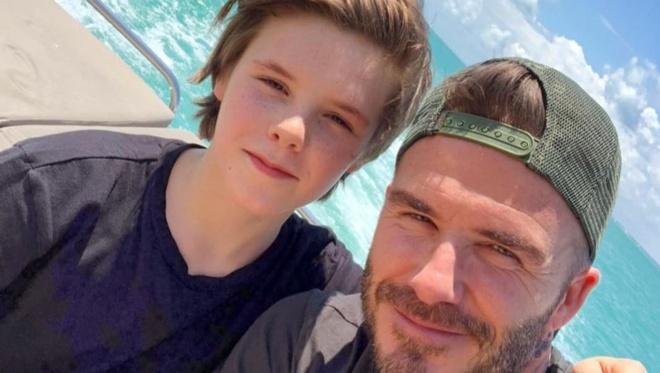 Quy tu nha Beckham: Gay tranh cai van duoc goi 'Justin Bieber thu 2' hinh anh 9